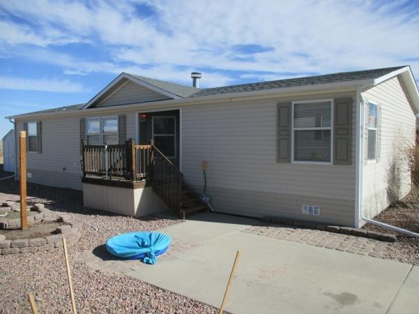 Mobile Home at 6464 Dillon Drive #046, Pueblo, CO
