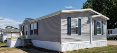 Mobile Home at 3202 S 12Th Street, Lot 24 Marshalltown, IA 50158