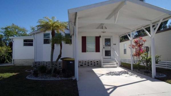 Mobile Home at 701 Aqui Esta Dr. #94, Punta Gorda, FL