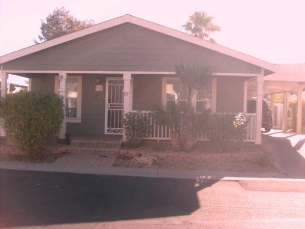 Mobile Home at 19602 N. 32 ND ST. #85, Phoenix, AZ