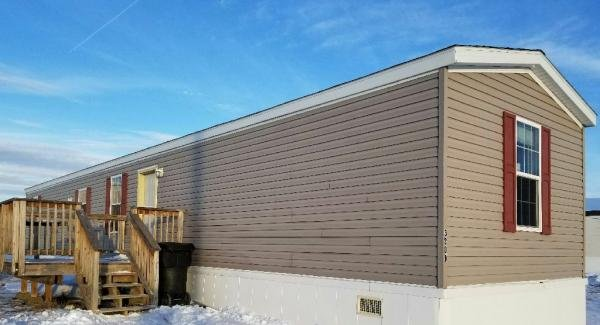 Mobile Home at 3209 24th Ave W, Williston, ND