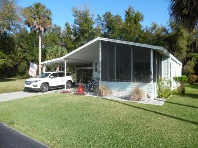 Mobile Home at 8026 W. COCONUT PALM DR. Homosassa, FL 34448