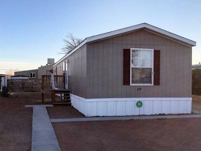 Mobile Home at 224 Friar Tuck El Paso, TX