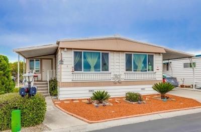 Mobile Home at 3535 Linda Vista Dr Spc 8 San Marcos, CA 92078