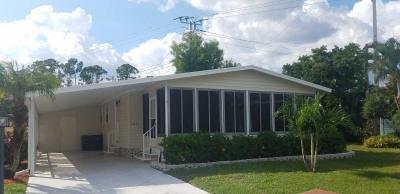 Mobile Home at 1813 Monticello Naples, FL 34110