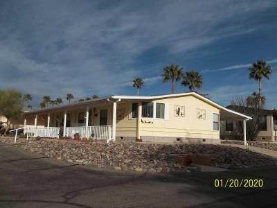 Mobile Home at 15031 N. Oracle Rd #92 Tucson, AZ 85739