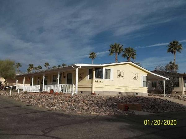Mobile Home at 15031 N. Oracle Rd #92, Tucson, AZ