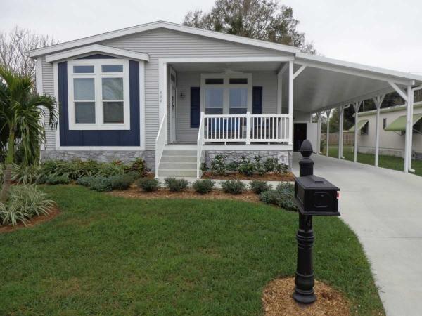 Mobile Home at 464 Flintrock Avenue, Melbourne, FL