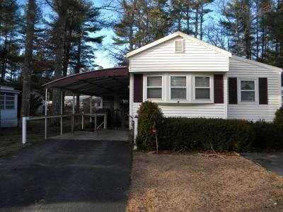 Mobile Home at 8 Parkwood Dr Halifax, MA 02338