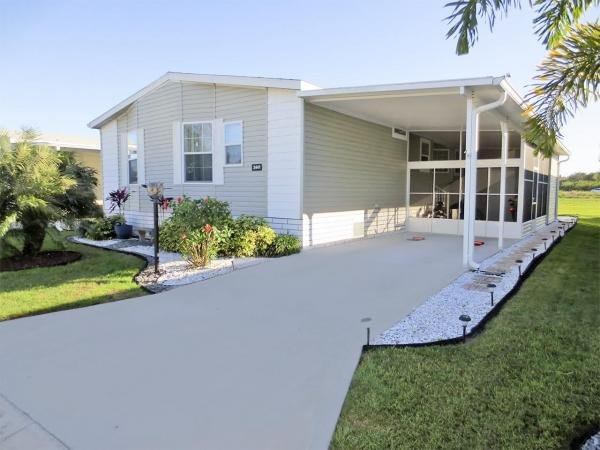 Mobile Home at 2441 Boca Way Place, Melbourne, FL