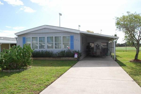 Mobile Home at 301 Seelye Street, Melbourne, FL