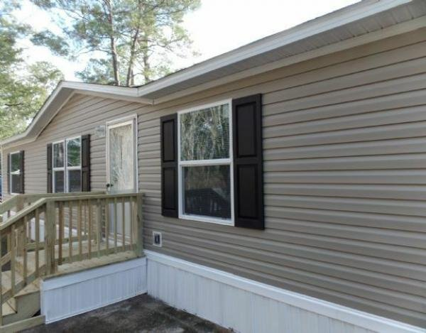 Mobile Home at 382 Manatee Cove Dr, Tallahassee, FL