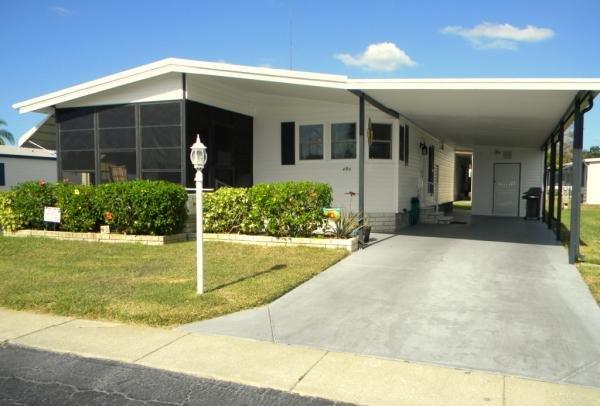 Mobile Home at 495 Bernice Blvd., Tarpon Springs, FL