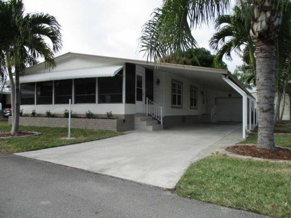 Mobile Home at 6513 NW 28th Court Lot 589, Margate, FL