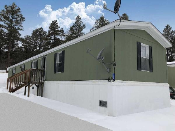 Mobile Home at 72 Great W. Ave. Lot 73, Pagosa Springs, CO
