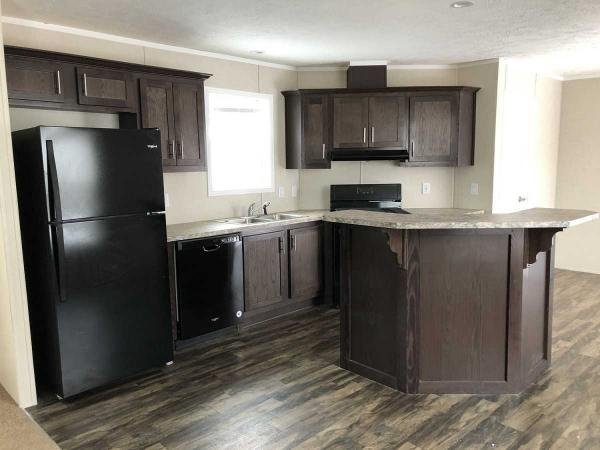 Mobile Home at 72 Great W. Ave., Lot 63, Pagosa Springs, CO