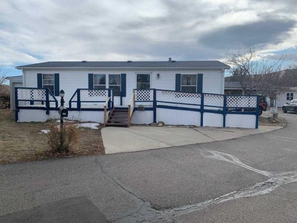 Mobile Home at 201 Pinto St, Golden, CO