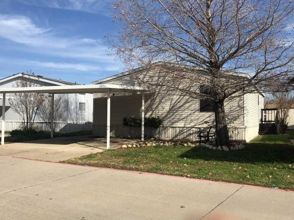 1998 Fleetwood Carriage Hill Mobile Home