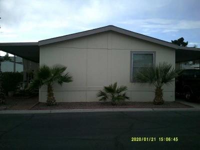 Mobile Home at 4800 Vegas Valley Dr. Las Vegas, NV 89121