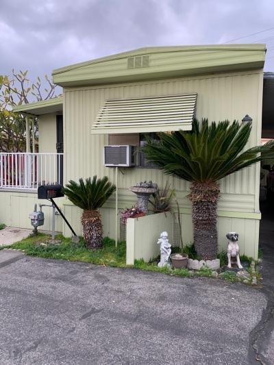 Mobile Home at 600 W. Gladston Ave. Azusa, CA