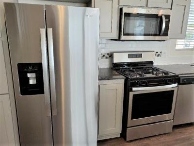 Upgraded Stainless Steel Appliance
