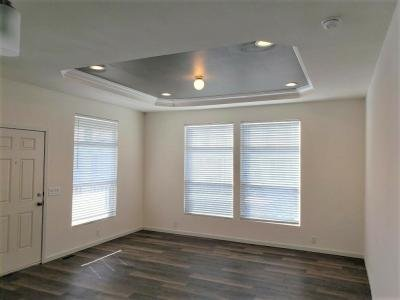 Living Room Coffered Ceilings