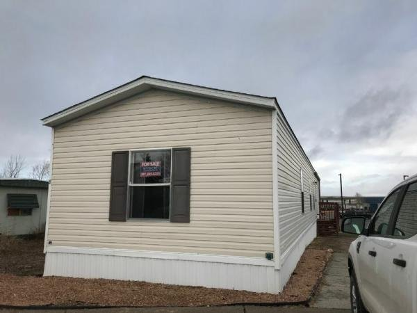 Mobile Home at 351 N Forest Drive #L08, Casper, WY