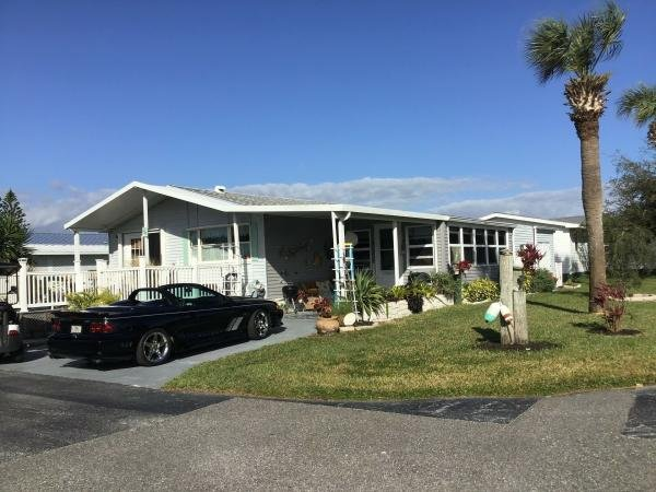 Mobile Home at 185 Overlook Dr., Micco, FL