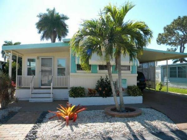 Mobile Home at 12575 Palmetto Drive, Fort Myers, FL