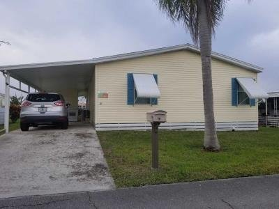 Mobile Home at 31 Del Prado St. Port Saint Lucie, FL 34952