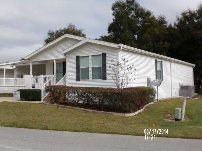 Mobile Home at 36018 PALM BREEZE LANE Grand Island, FL