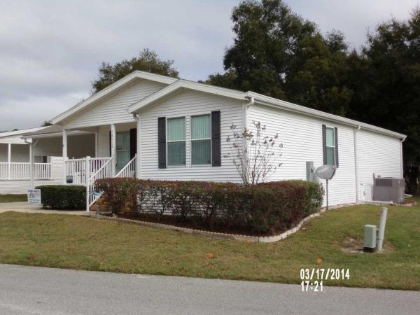 Mobile Home at 36018 PALM BREEZE LANE, Grand Island, FL