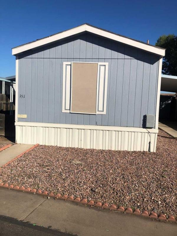 Mobile Home at 8427 W.Glendale Ave Lot #151, Glendale, AZ
