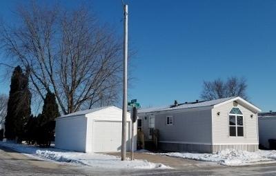 Mobile Home at 1331 Bellevue St.  Lot 409 Green Bay, WI 54302
