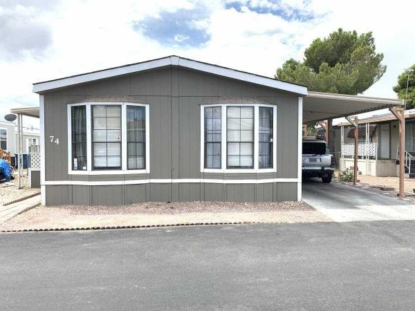 Mobile Home at 830 N. Lamb Blvd., Las Vegas, NV