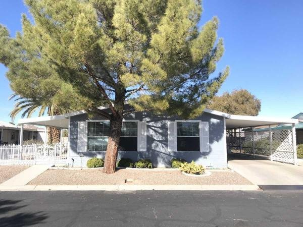 Mobile Home at 211 Codyerin Dr., Henderson, NV