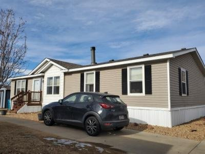 Mobile Home at 10601 Barron Circle Firestone, CO 80504