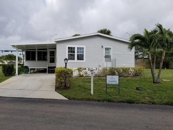Mobile Home at 4267 72nd Street N # 1003, West Palm Beach, FL