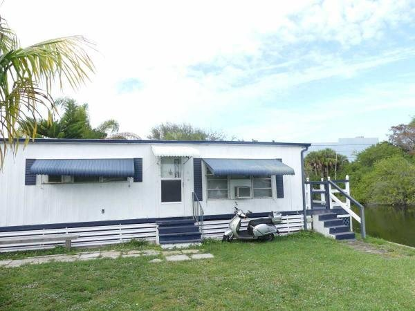 Mobile Home at 873 N.E. 63 St, Fort Lauderdale, FL