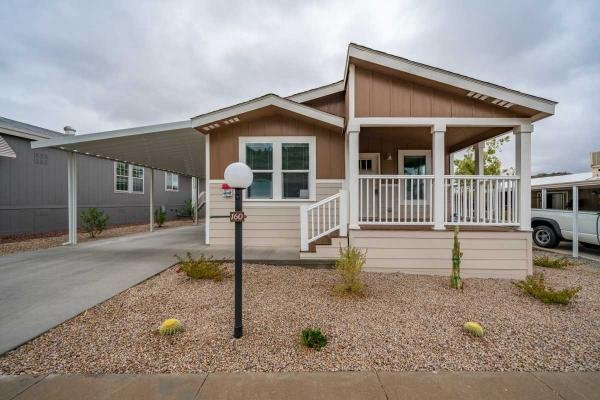 Mobile Home at 2233 E BEHREND DR 160, Phoenix, AZ