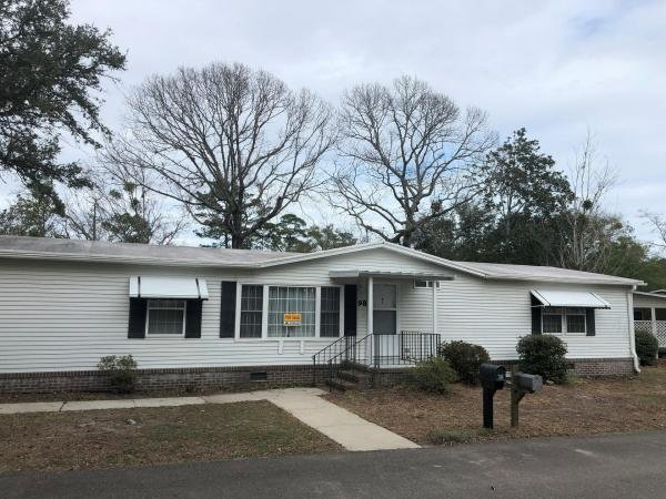 Mobile Home at 98 Pinestraw Drive, Hampstead, NC