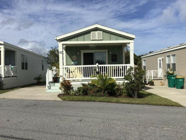 Mobile Home at 34 Hopetown Rd, Micco, FL