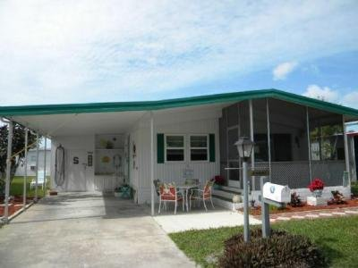 Mobile Home at 16632 Camelia Drive Fort Myers, FL 33908