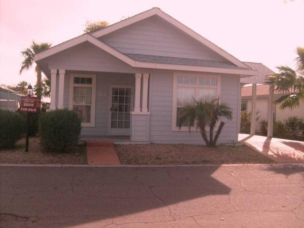 Mobile Home at 19802 N. 32ND ST#156, Phoenix, AZ