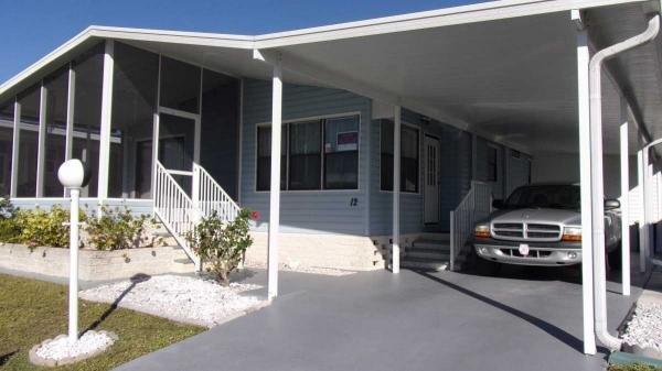 Fleetwood Suncrest 540 Mobile Home