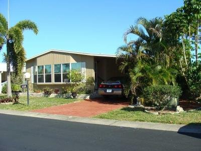 Mobile Home at 116 Horizon Blvd North Fort Myers, FL 33903