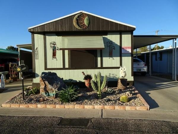 Mobile Home at 1202 W Miracle Mile, Tucson, AZ