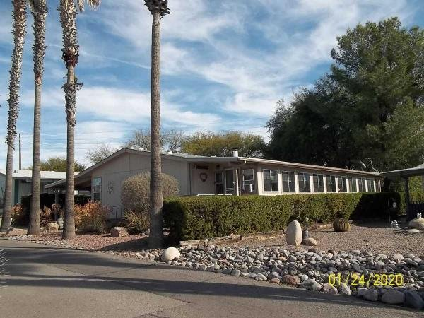 Mobile Home at 15301 N. Oracle Road #2, Tucson, AZ