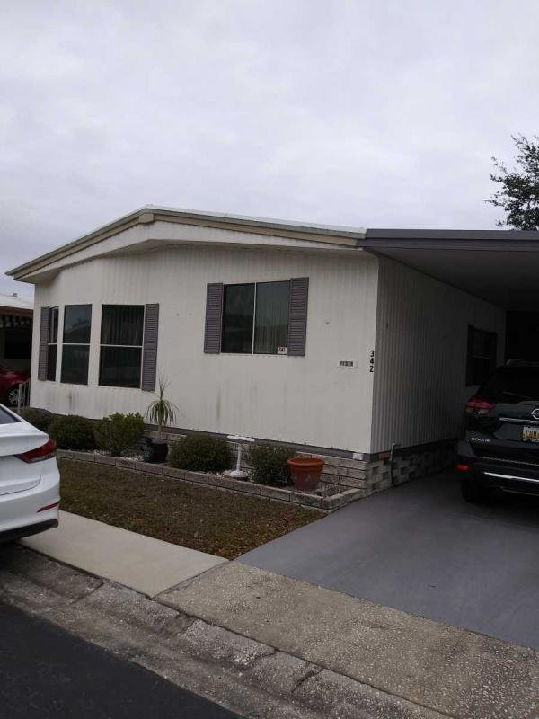 Mobile Home at 12100 Seminole Blvd. #342, Largo, FL