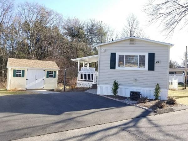 Mobile Home at 31 Brookside Drive, Southington, CT